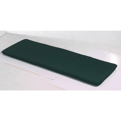 CC 3 Seat Bench Cushion Green