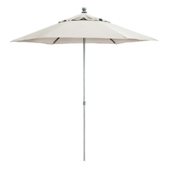 Kettler 2.5m Wind Up Parasol - Natural
