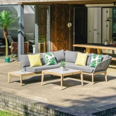 LG Outdoor Belize Modular Lounge Set