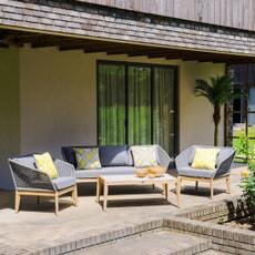 LG Outdoor Belize Lounge Set