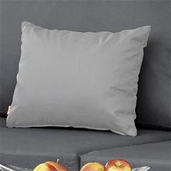 Life Deco Cushion 35 x 45cm Mouse Grey