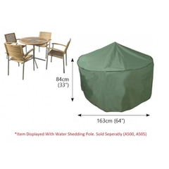 Bosmere Circular Patio Set Cover - 4 seat