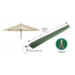 Bosmere Extra Large Parasol Cover with Zip