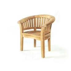 Bramblecrest Broadway Deluxe Banana Chair