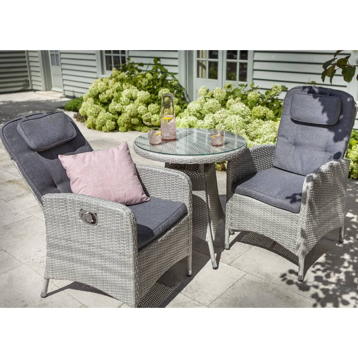 Swell Hartman Curve Reclining Bistro Set Hcurset04 Garden Ocoug Best Dining Table And Chair Ideas Images Ocougorg