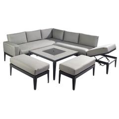 Hartman Jamie Oliver Corner Sofa Set with Integrated Lounger New 2020