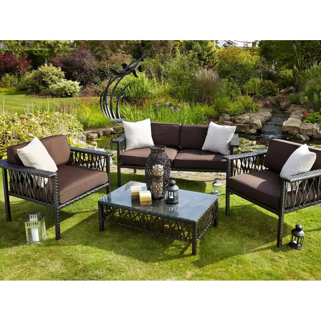 hartman matrix lounge set hmset01 garden furniture world. Black Bedroom Furniture Sets. Home Design Ideas