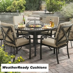 jamie oliver garden furniture firepit and dining sets. Black Bedroom Furniture Sets. Home Design Ideas