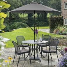 Kettler Caredo 4 Seat Garden Furniture Set