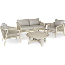Kettler Cora Rope - 2 Seat Sofa Lounge Set