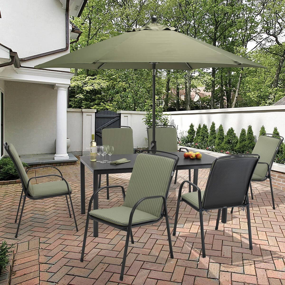 Kettler Savita 6 Seat Set - (KSAVISET02) - Garden ...