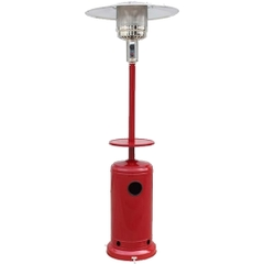 Outback Meteor Patio Heater BURGUNDY