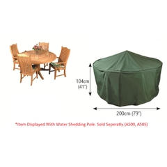 Bosmere Circular Patio Set Cover 4/6 Seat