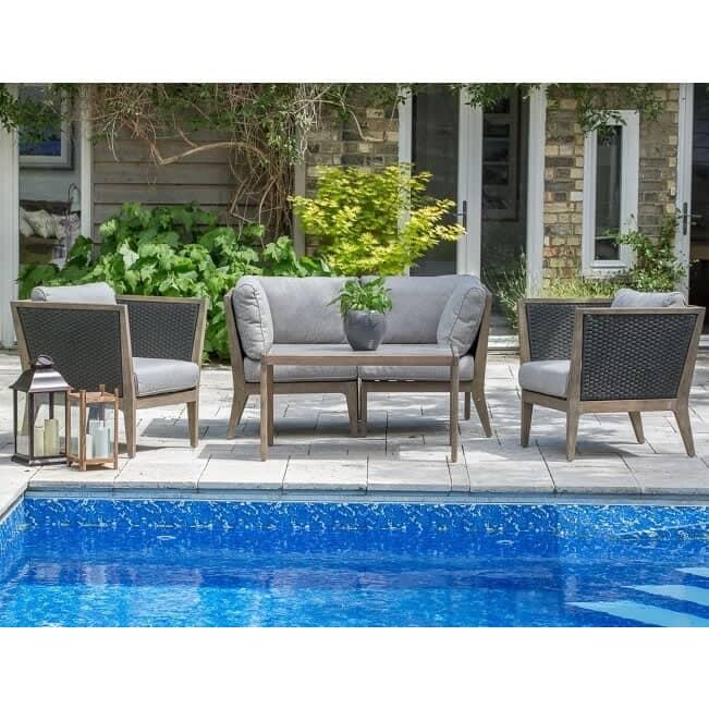 LG Outdoor Panama Lounge Set