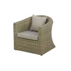Bramblecrest Sahara Deluxe 3mm Curved Sofa Chair inc seat cushion