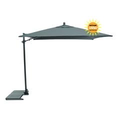 Kettler 2.5m Free Arm Parasol Taupe