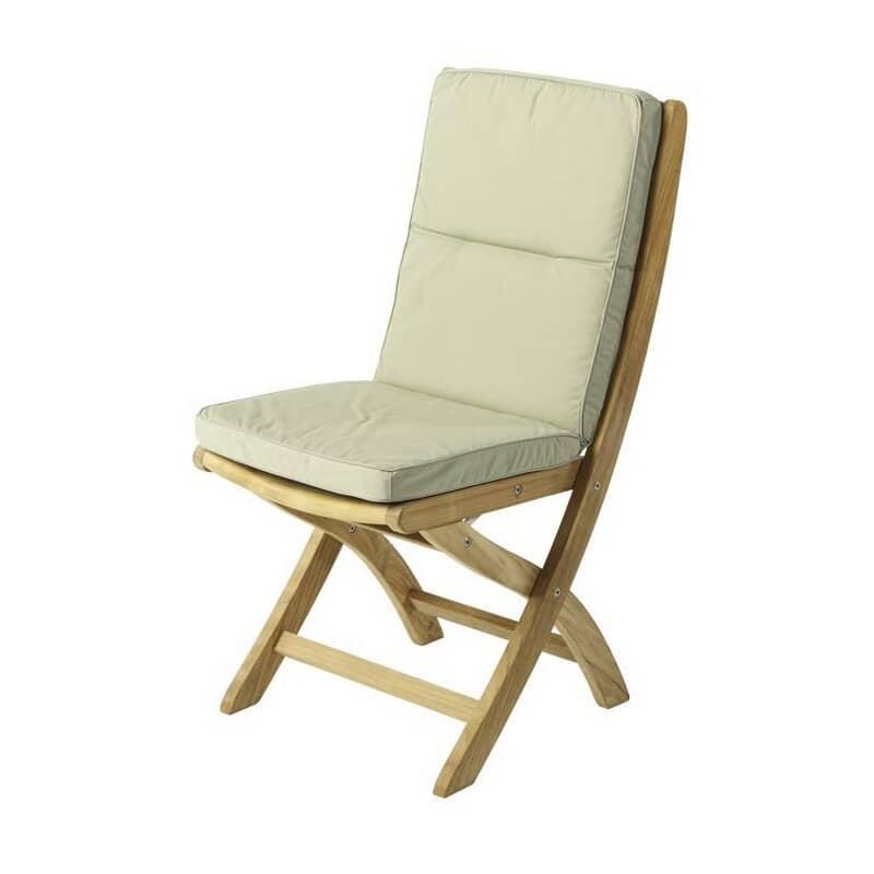 Bramblecrest Beaufort Chair Cushion Olive Green Uvhb1