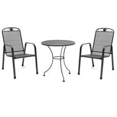 Kettler Siena 2 Seat Garden Furniture Bistro Set