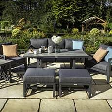 Hartman Sorrento Garden Furniture Features