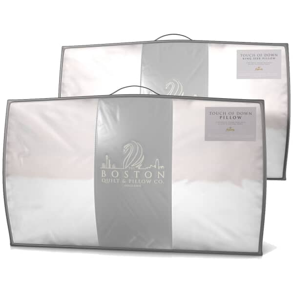 Boston Touch of Down Pillow