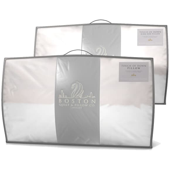 Fogarty Boston Touch of Down Pillow large