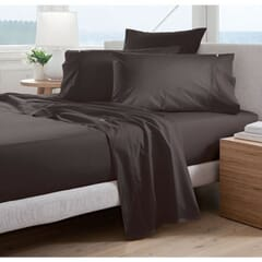 Charcoal 300 T/Count Percale