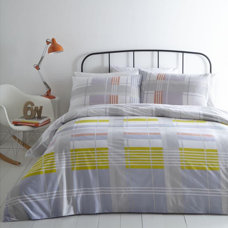 Linen House Harrington Check large