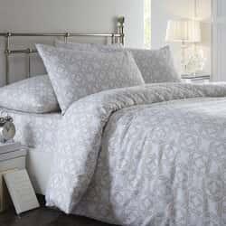 Sara Taupe Brushed Cotton