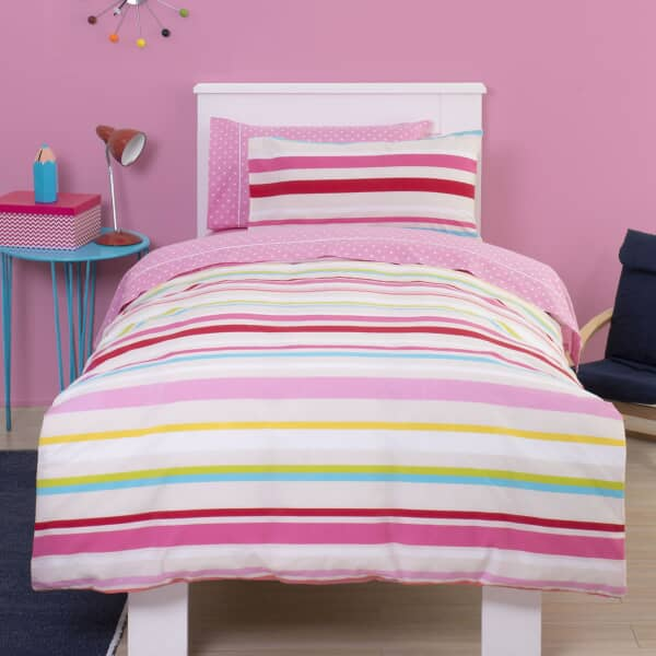 Fun Stripe - Pink