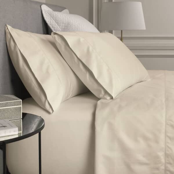 Chalk/ Light Cream 1000 T/Count Sateen