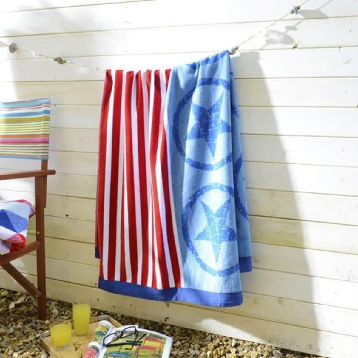 Deyongs Hudson Beach Towel large