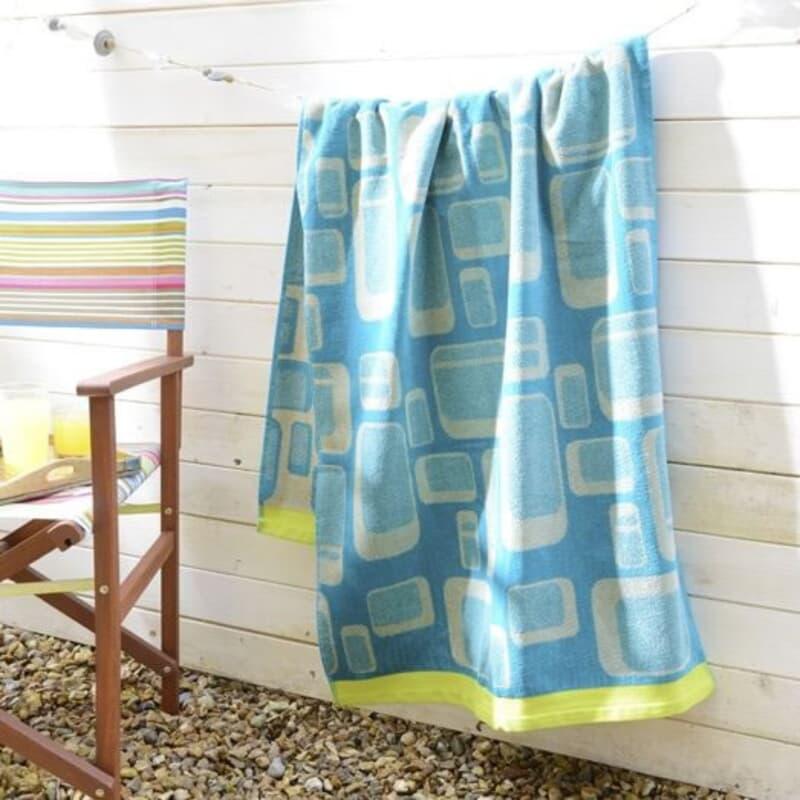 Deyongs Stockholm Beach Towel large