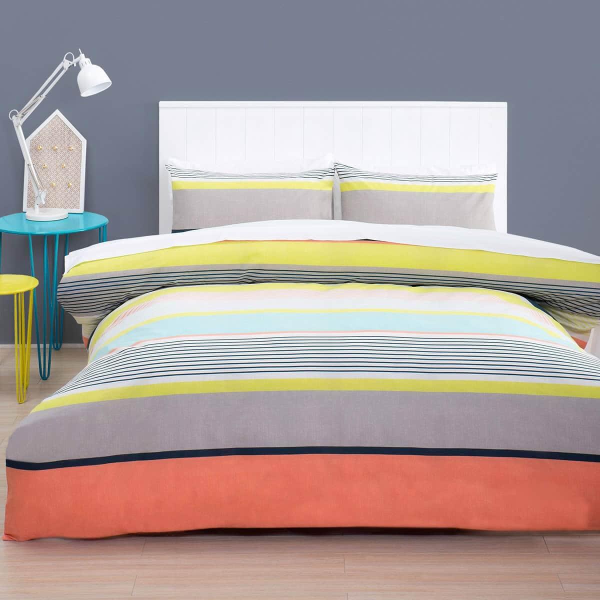 Linen House Sanita Pastel large