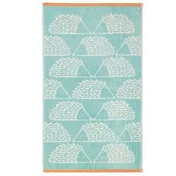 Spike Towels Aqua