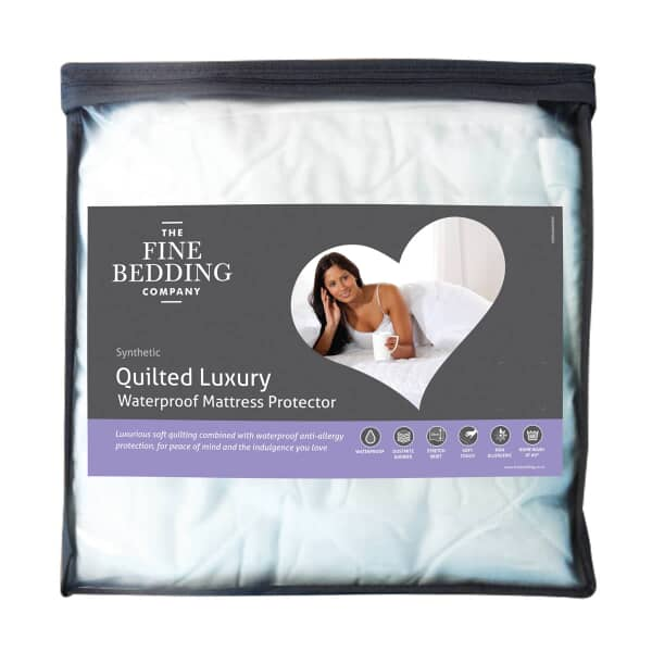 Quilted Luxury Waterproof Protectors