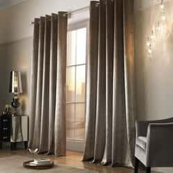 Adelphi Caramel Curtains