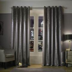 Adelphi Truffle Curtains