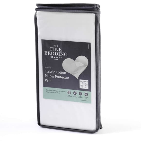 Fine Bedding Co Classic Cotton Protector large