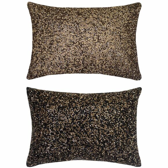 Kylie at Home Showgirl Cushions large