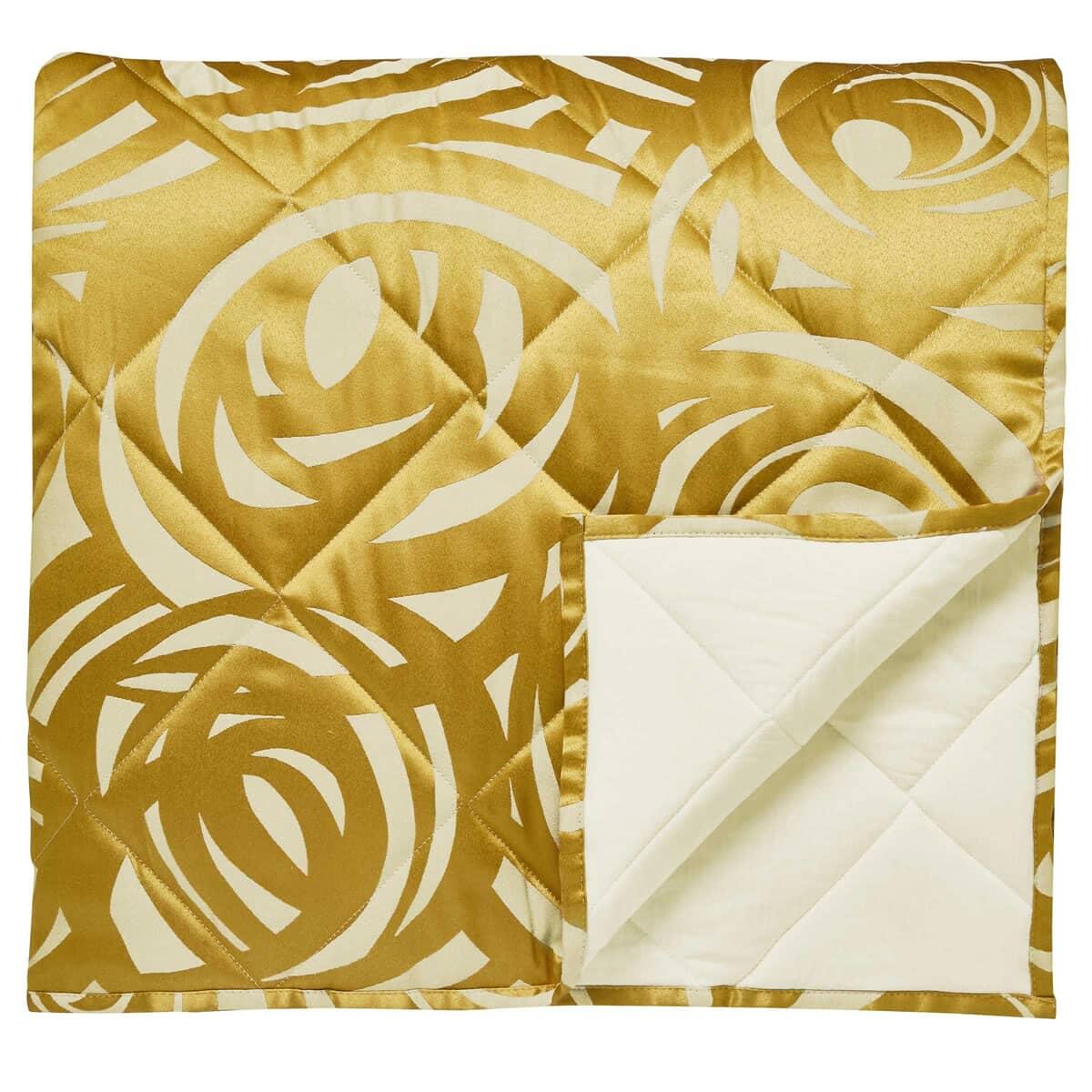 Harlequin Vortex Gold Justlinen