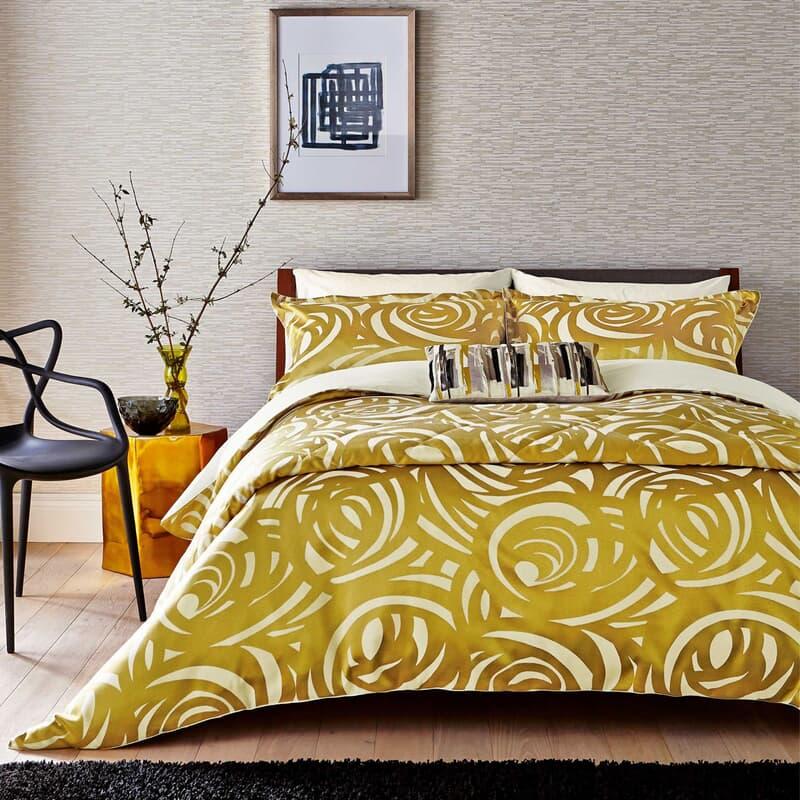 Harlequin Vortex Gold large