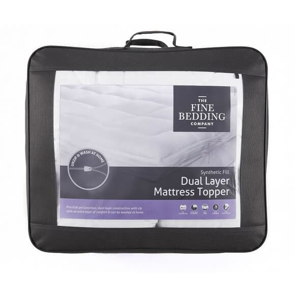 Fine Bedding Co Dual Layer Topper large