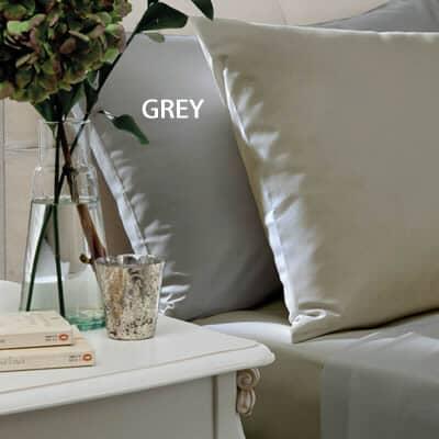 Plain Dye 200 T/C Grey