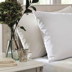 Plain Dye 400 T/C White