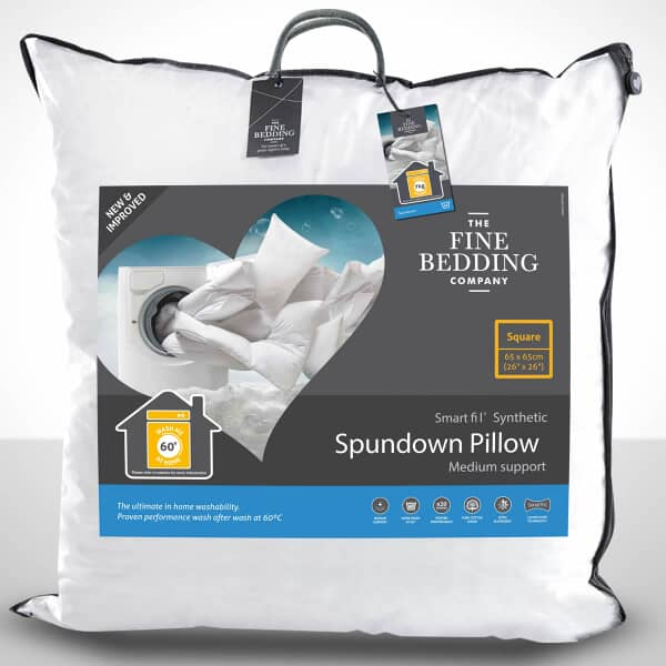 Spundown Square Pillow