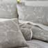 Catherine Lansfield Opulent Jacquard Champagne small 4410B