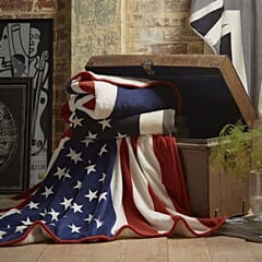Stars and Stripes Multi Throw