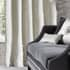Kylie at Home Grazia Oyster Curtains small 4569A
