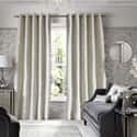 Grazia Oyster Curtains