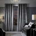 Grazia Silver Curtains